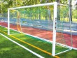 Football aluminium goal JUNIOR 5 x 2 m